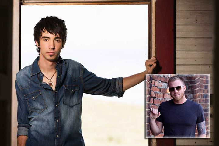 Aubrey Alexander Toyota >> On Stage: Mo Pitney with Special Guest Adam Yarger at Union County West End Fair, Laurelton
