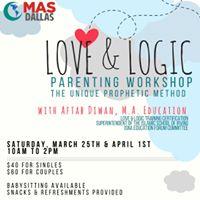 Love &amp Logic The Prophetic Model - Parenting Workshop
