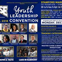 NECs 2018 Arise YOUTH Leadership Convention (YLC)