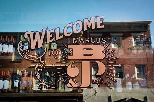 Marcus B&P Supper Club