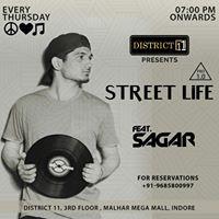 Street life ( Project 1.0)