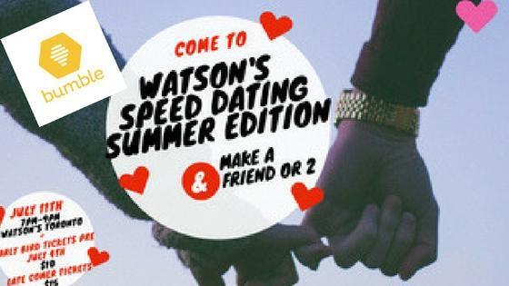 speed dating kingston ontario alicia keys dating john mayer