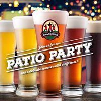 Patio Party - 3 Brewers Kanata