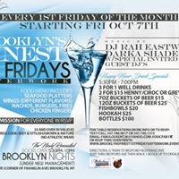 Brooklyns Finest 1st Fridays Afterwork Happy Hour 3 For 1