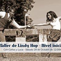 Taller Lindy Hop - Iniciacin Mayeuswing