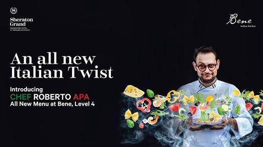 An All New Italian Twist at Bene