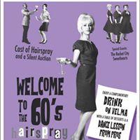 Hairspray Costume and Dance Party Welcome to the 60s