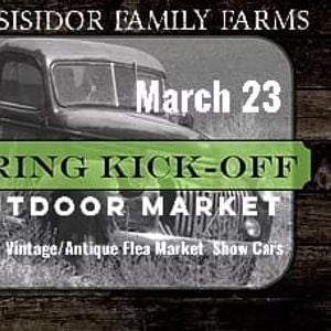 2019 Spring Kick Off Outdoor Market at Mansisidor Family Farms