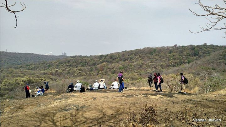 Kanheri Upper Trail at with BNHS (SGNP)