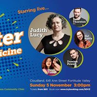 Laughter is the best medicine - feat. Judith Lucy