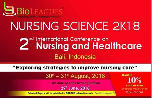 International Conference on Nursing and Healthcare