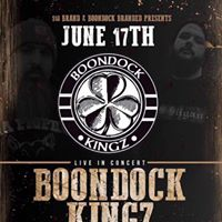 BoonDock Kingz live from Troy NY