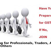 GST Training for 2 Days