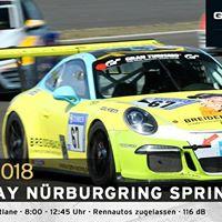 Trackday Nrburgring Sprintstrecke