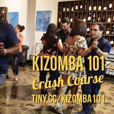 How to Dance Kizomba Crash Course for Beginners
