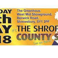 Shropshire County Show 2018