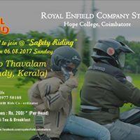 Ride to Thavalam