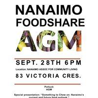 Nanaimo Foodshare AGM