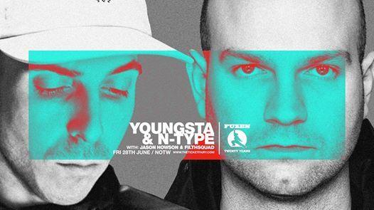 FUZEN 20yrs Presents Youngsta  N-Type