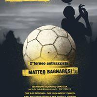 Torneo antirazzista Matteo Bagnaresi 2017 - 2 edizione