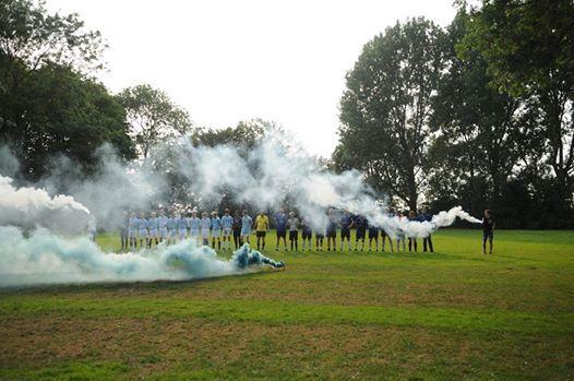 Bekerfinale FC Nes United