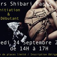 Cours Shibari Paris  Initiation &amp Dbutant  COMPLET