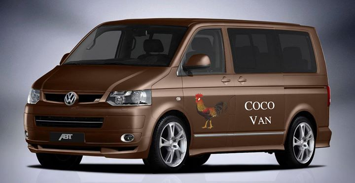 Throwback Thursdays With Coco Van
