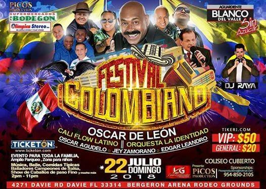 Festival Colombiano Miami