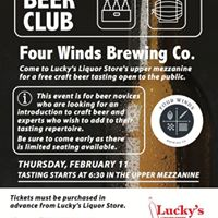 Beer Club Four Winds FREE