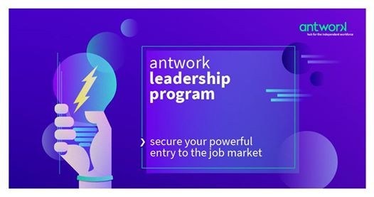 Antwork Leadership Program The Bootcamp