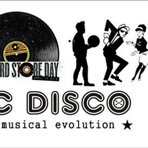Toxic-Disco Record Store Edition