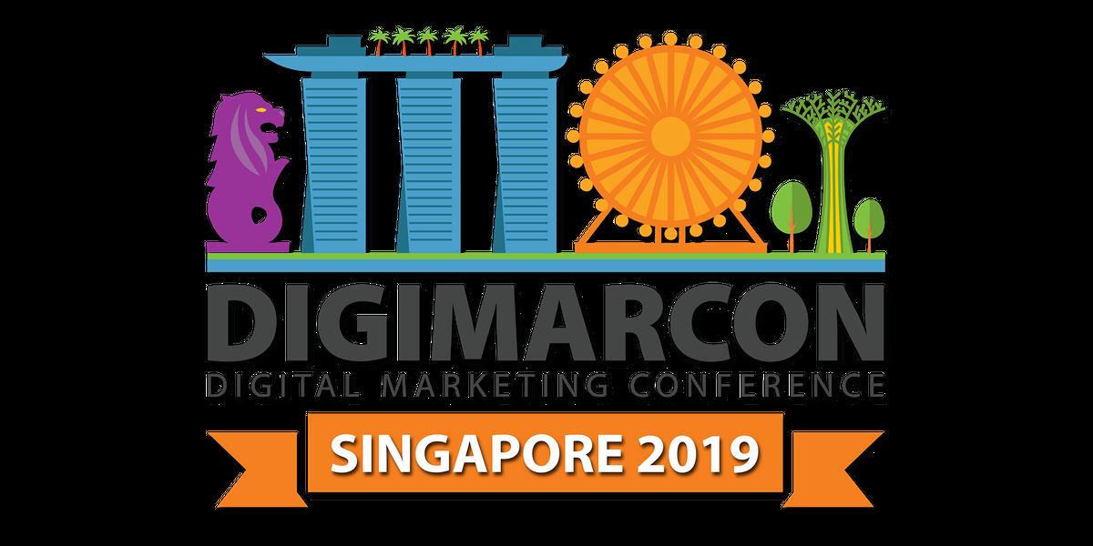 DigiMarCon Singapore 2019 - Digital Marketing Conference