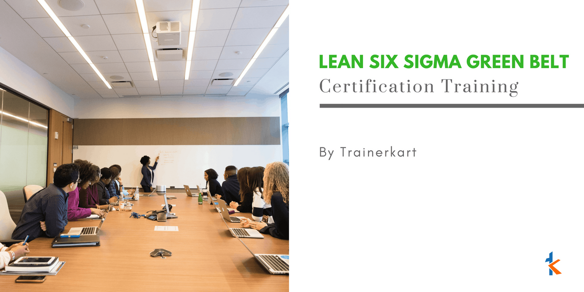 Lean Six Sigma Green Belt Training in Asheville NC