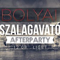 Bolyai BOOM Szalagavat Afterparty