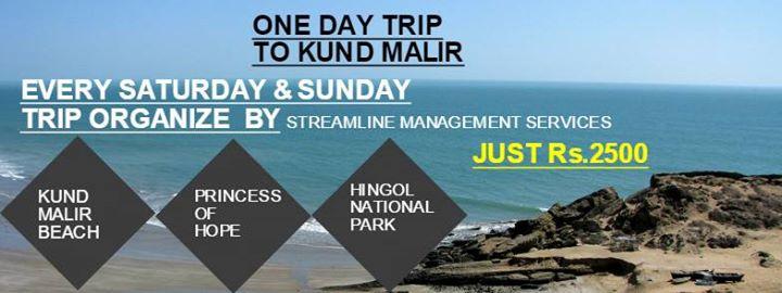 Trip To Kund Malir (Every Saturday & Sunday)