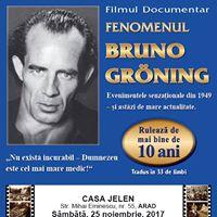 Filmul Fenomenul Bruno GrningPe urmele vindectorului minune&quot