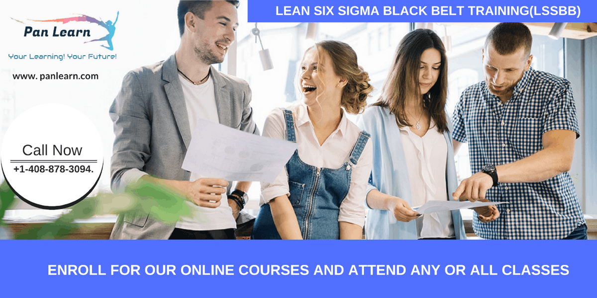 Lean Six Sigma Black Belt Certification Training In Berkeley CA