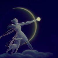Cercul Moon Sisters - Cortul Rosu la Luna Noua Zeita Artemis