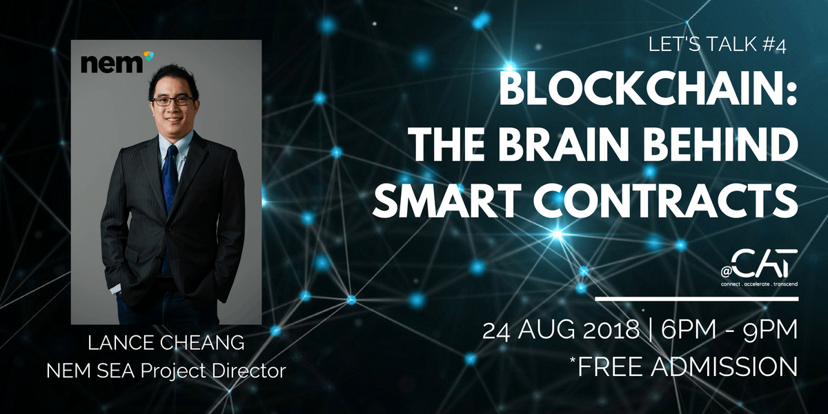 Lets Talk 4 - Blockchain The Brain behind Smart Contracts