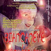 Spettacolo teatrale Biancaneve e il bosco incantato
