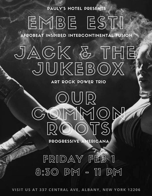 Embe Esti  Our Common Roots  Jack & the Jukebox