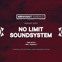 MVMNT ft. NO LIMIT Soundsystem