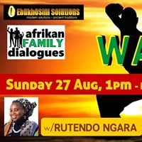 Afrikan Family Dialogue [August]