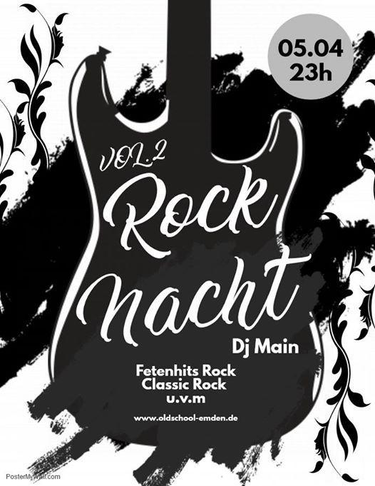Rock Nacht VOL.2