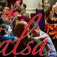 Strictly salsa Monthly Social
