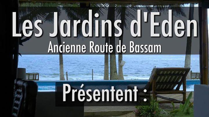 Soiree Kiff My Beach At Les Jardins D Eden Abidjan