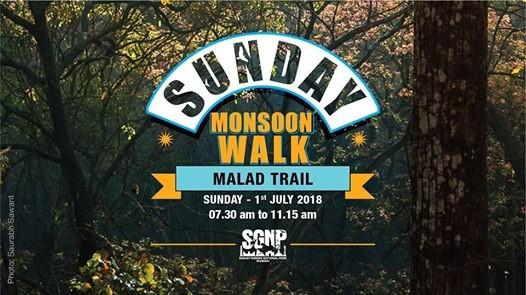Monsoon Walk to Malad trail
