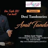Amit Tandon Stand-Up Live in La