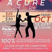 Salsa For a Cure (Amateur Dance Competition)