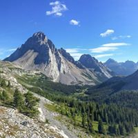 Hike to Burstall Pass and Snow Peak summit if all agree to go